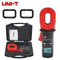 UNI T UT275 Clamp Earth Ground Tester Professional Auto Range Resistance Meters UT275 Earth Resistance Meter