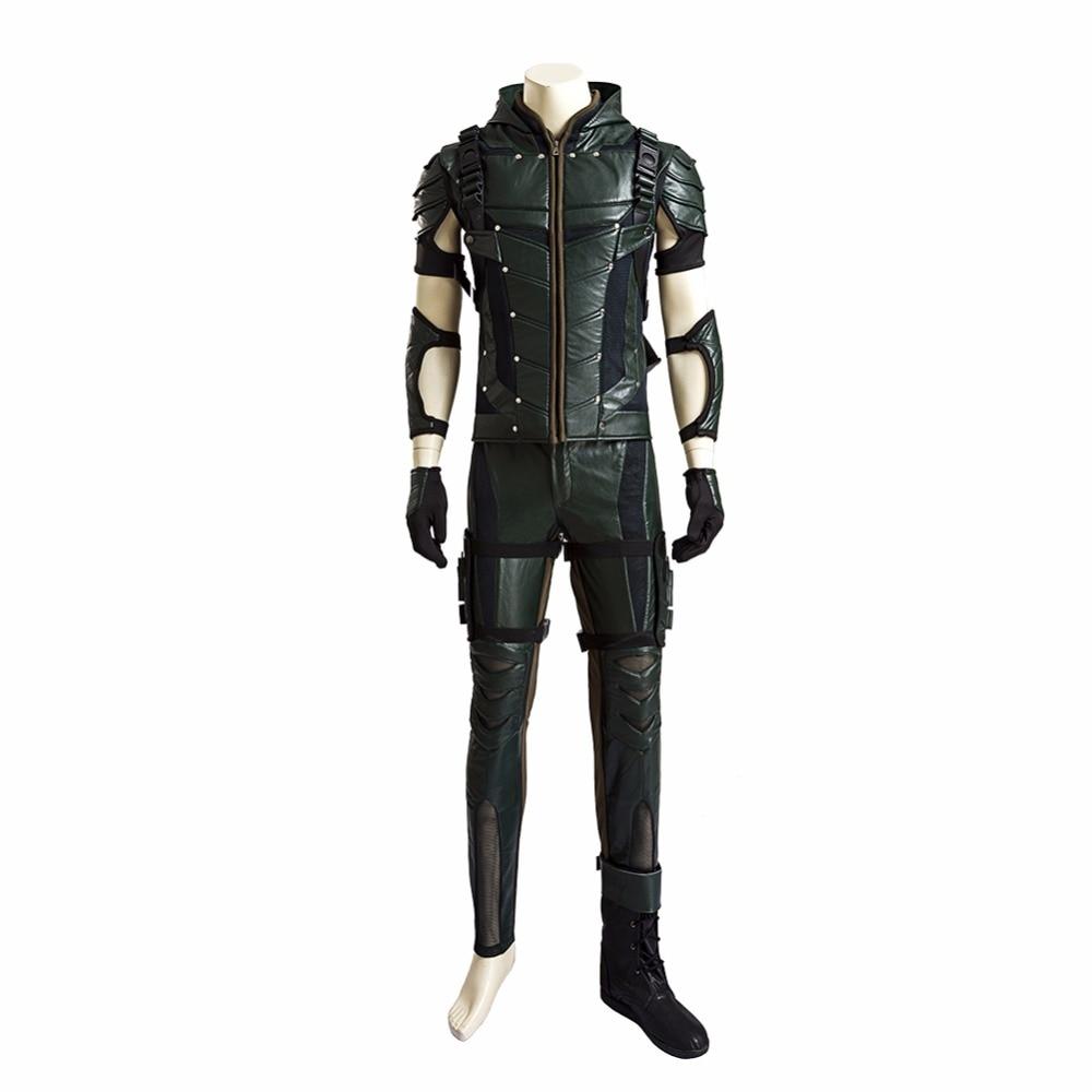 Arrow Περίοδος 4 Cosplay κοστούμι Ορισμός - Καρναβάλι κοστούμια - Φωτογραφία 1