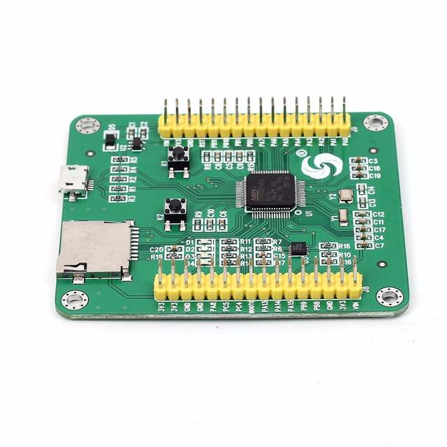 STM32 STM32F405RGT6 USB IO Core MicroPython Development Board Module  STM32F405 for Python Gravity Acceleration Sensor IOT + Wire