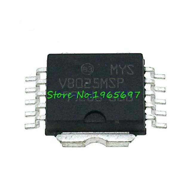 5pcs/lot VB025MSP VB025 HSOP-10 New Original In Stock