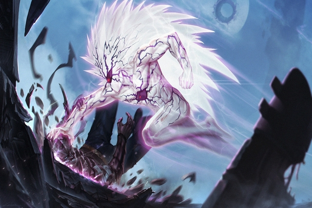 lord boros anime cabalfan One Punch Man art living room home wall art decor wood frame fabric poster MC072