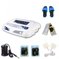Foot Massage For Two Persons Detox Machine Foot Spa Machine Ion Cleanse Foot Spa Machine ionic foot spa with Massager slippers