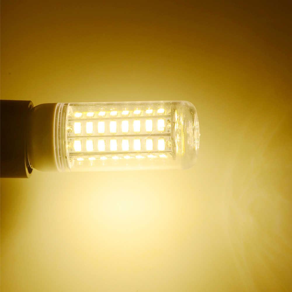 ホット卸売フル新しい2835 smd ledトウモロコシ電球220ボルトledランプe27 e14 30/36/48/56/68 leds ledキャンドル電球