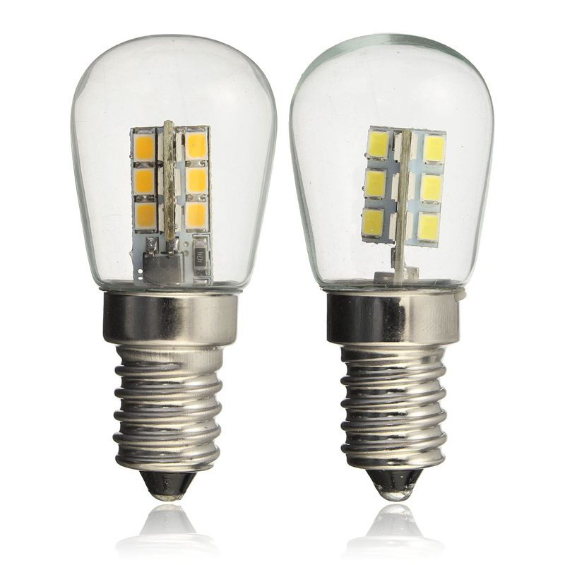 led light bulb e14 3w 3014 smd 24 led high bright silica gel lamp bulb for refrigerator sewing. Black Bedroom Furniture Sets. Home Design Ideas