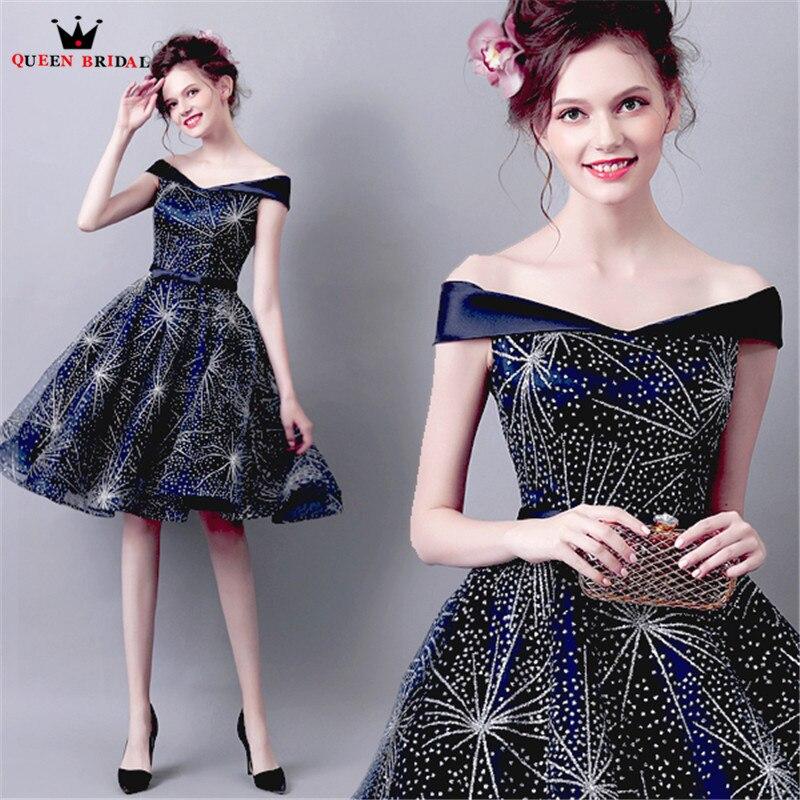 Ball Gown Cap Sleeve Sequin Short Shiny Bling Evening Dresses 2018 ...