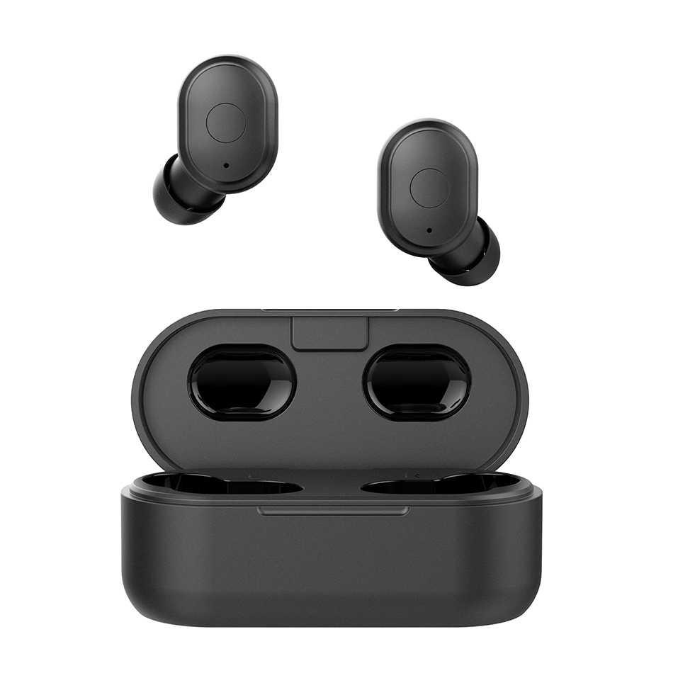 Mixcder T1 TWS 5.0 słuchawki bezprzewodowe, HD stereofoniczne słuchawki bluetooth zestaw słuchawkowy dla aktywnych z podwójny mikrofon