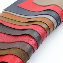 Растительного дубления воловья кожа материал ткань кусок настоящая кожа для мебели DIY художественное ремесло швейные аксессуары воловья натуральная кожа