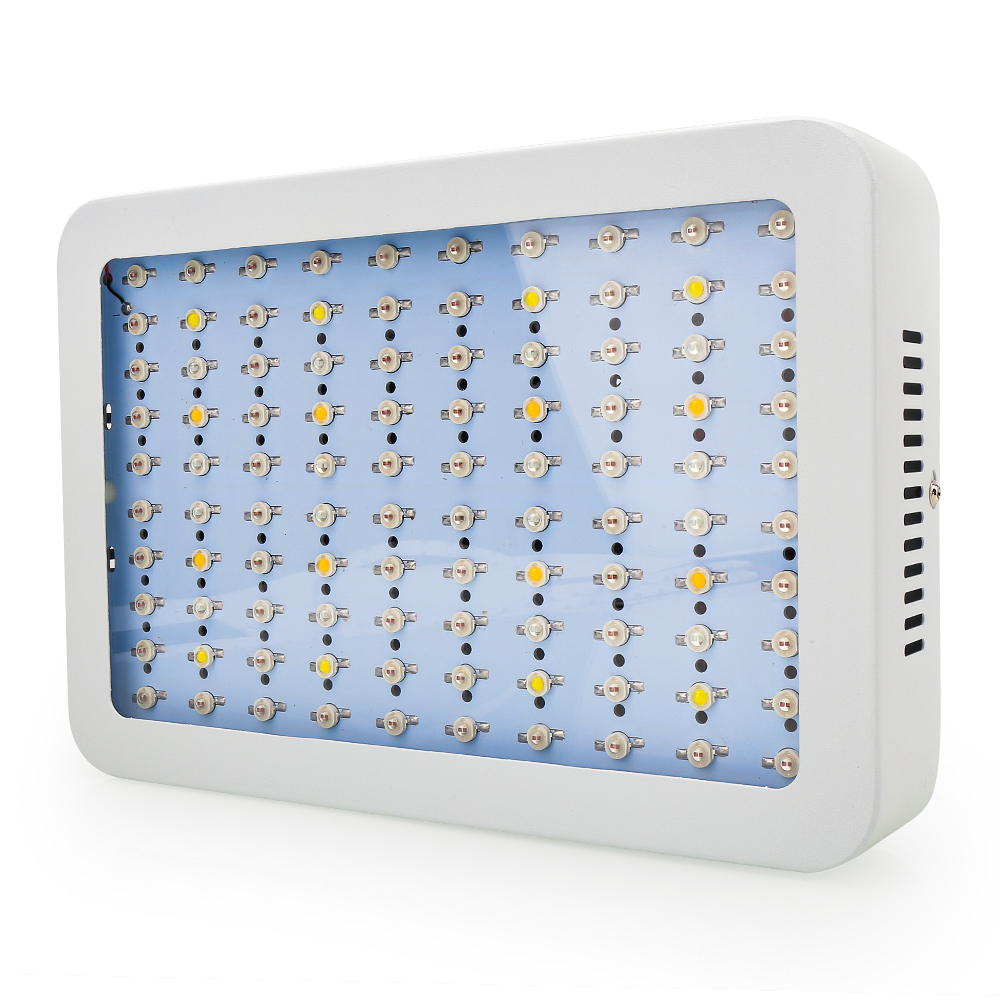 Image 3 - 1000W Full Spectrum LED Grow Light Double Chip Growing Plant Lamp for hydroponics vegs greenhouse grow tent indoor plants-in LED Grow Lights from Lights & Lighting