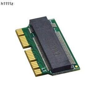 NVMe PCIe M.2 M Key SSD Adapte