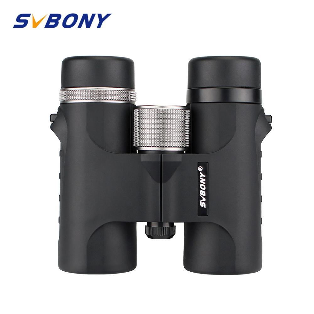 svbony sv31 8x32 binoculos telescopio portatil a prova d agua para o turismo caca camping esporte