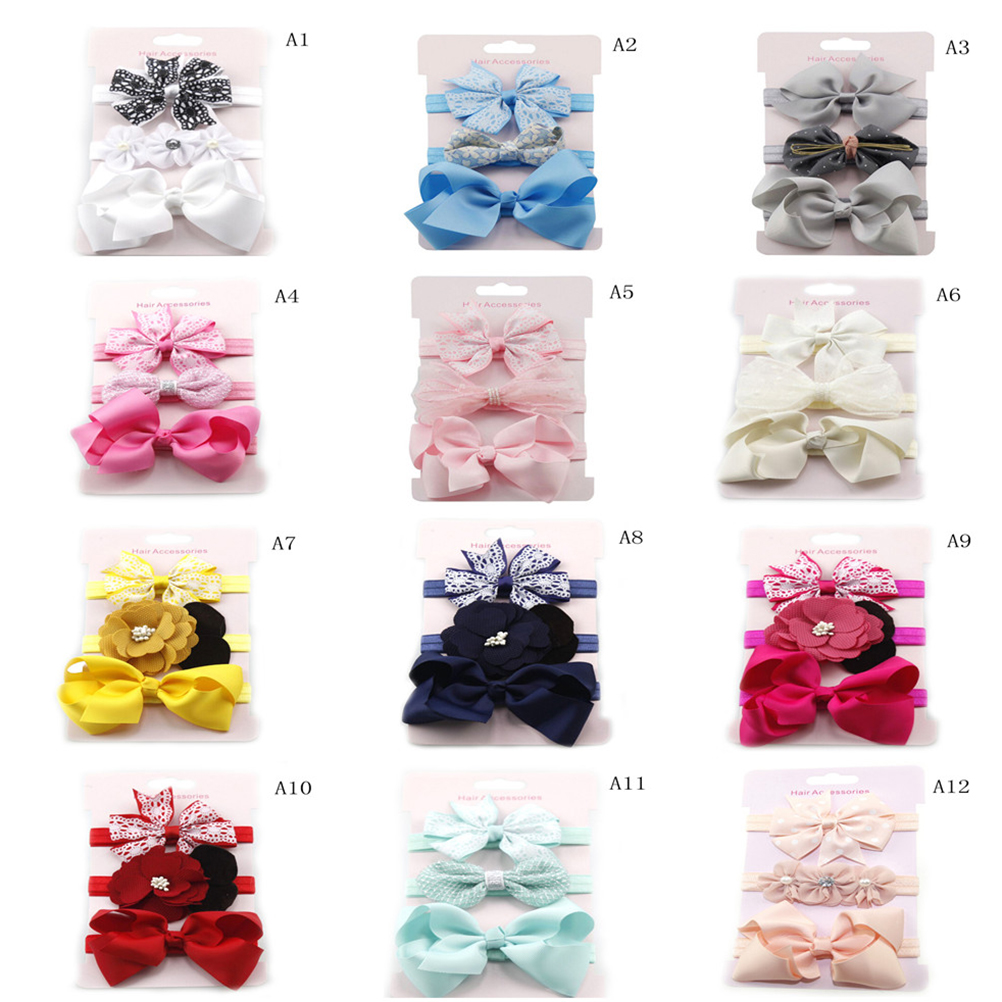 Clothing, Shoes & Accessories Logical 12 Different Colour Nylon Band Elastic For Headbands Band Craft Soft Hairband Girls' Accessories