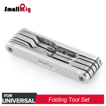 SmallRig DSLR Camera Rig Folding Tool Set with Screwdrivers and Wrenches 2213