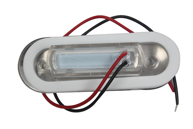 Image 3 - 12V Marine Boat Yacht LED Courtesy Light Blue Hallway Lamp Corridor Light Boat Lights-in Marine Hardware from Automobiles & Motorcycles