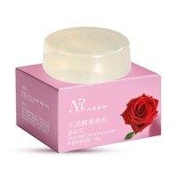 Натуральное ферментное Кристальное мыло соски интимное личное отбеливание розовые губы соски Отбеливание тела мыло натуральная кожа осве