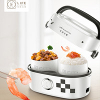 Electric Lunch Box Small Lunch Box Rice Cooker Thermal Lunch Box Steamed Rice, Hot Rice Smart Cooking