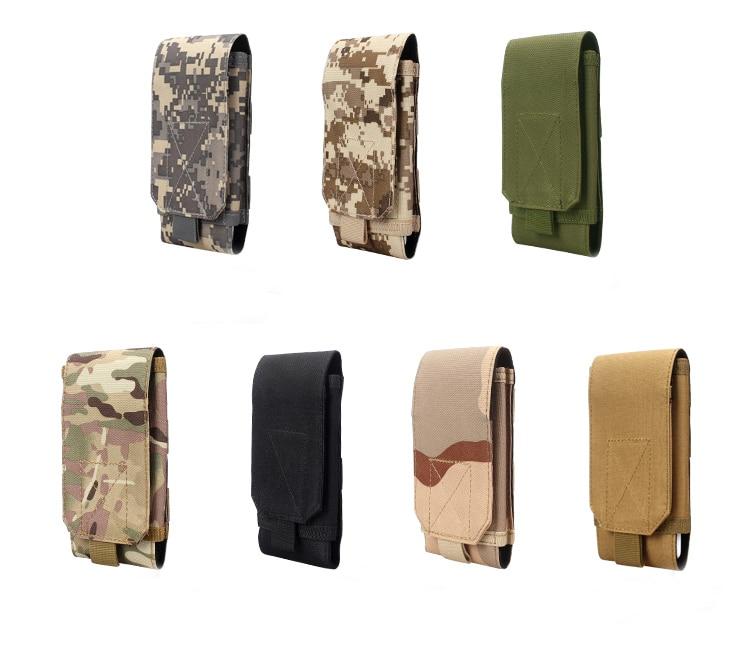 Tactical Phone Pouch Belt Hook Holster Waist Case For Doogee S68 S95 S90 Pro S30 S40 N100 N20 X100 S50 S55 S60 S70 S80 Lite(China)