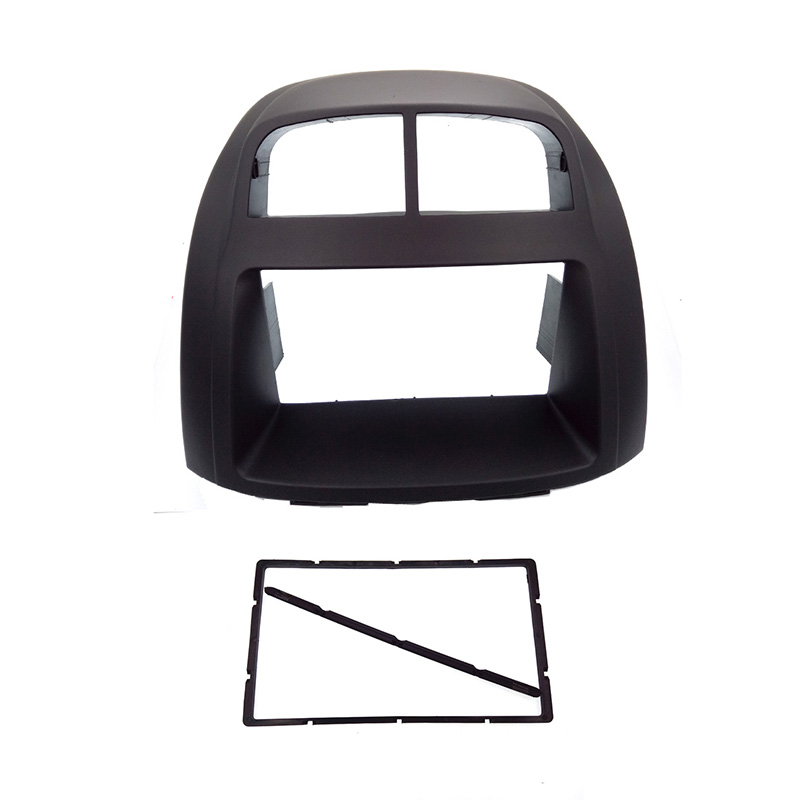 ITYAGUY High Quality For Toyota Passo Proton Myvi Daihatsu Sirion Justy Car Radio Fascia Trim Kit Facia Bezel Plate Cover передняя юбка обвеса tg lip toyota passo daihatsu sirion subaru justy perodua myvi