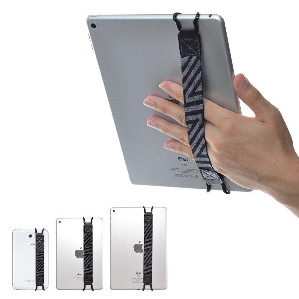 """bilder für Tfy sicherheit handschlaufe halter für ipad (ipad mini/air/i air 2/pro 9,7 """")-samsung tabletten-nexus 7/10 und mehr"""