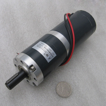 GX50RHH Dia=50mm 12V 24V low speed DC Planetary geared motor DC brushed motor High Quality huge torque with Planetary gear box