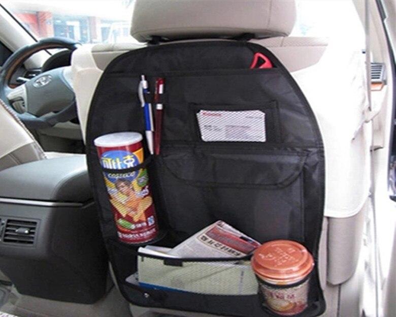 Aramox Filet de coffre de coffre organisateur de poche de maille de rangement de bagage de coffre de coffre /élastique arri/ère de coffre de voiture