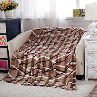Enipate High Quality Throw Blanket Double Sided Fleece Blanket On The Bed Soft Winter Flannel Blanket