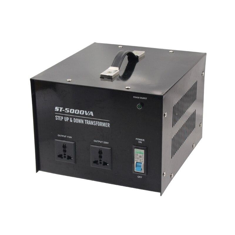5000 w step up down transformer uso domestico 220 v 110 v ou 110 220 v