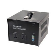 5000W Step up&down Transformer Home Use 220V-110V or 110-220V  Output Voltage Converter
