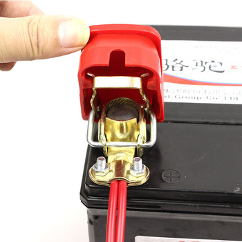 2 PCS 12 V Conector Do Terminal da bateria Do Carro Auto Interruptor de Liberação Rápida Conectores de Desconexão Rápida Terminais Da Bateria