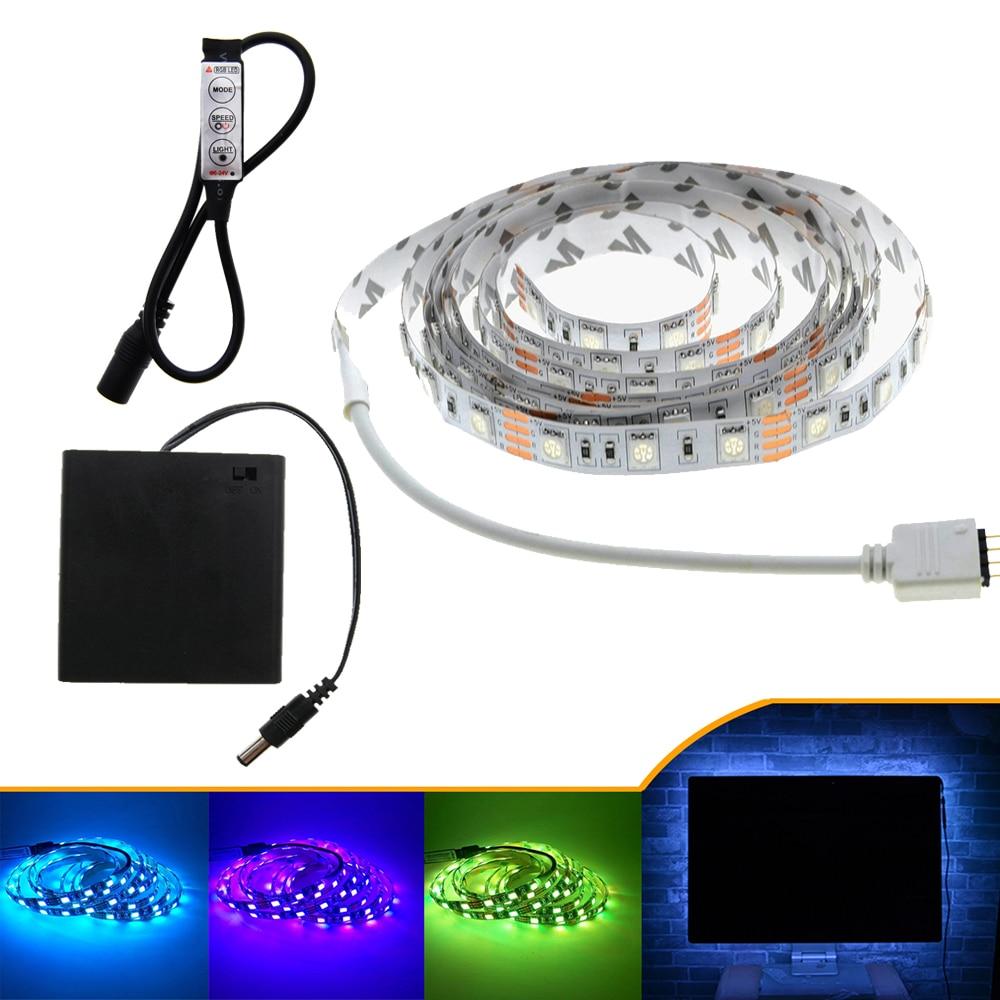 Tira LED SMD 5050 5 V IP20 / IP65 Iluminación de cinta impermeable - Iluminación LED