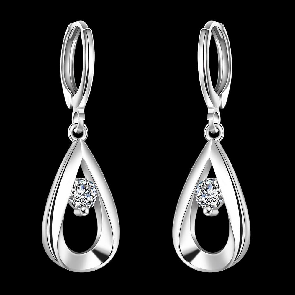 Nieuwe mooie mode kleur zilveren oorbellen sieraden voor vrouwen - Mode-sieraden - Foto 5