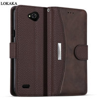 Phone Case For LG X Power 2 Cover Quality Picks PU Leather Wallet Flip Card Holder