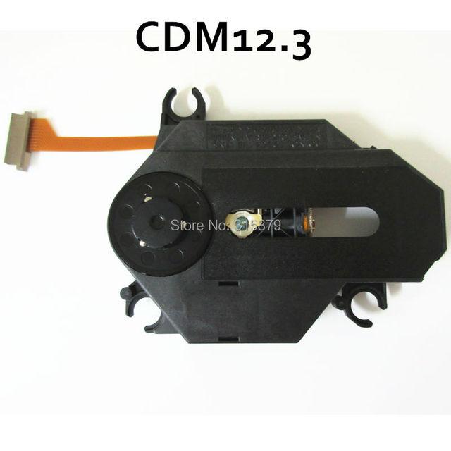 Original New CDM12.3 CDM12.3BLC for Philips CD Optical Laser Pickup VAM1203 CDM 12.3