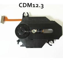 Original nouveau CDM12.3 CDM12.3BLC pour Philips CD ramassage Laser optique VAM1203 CDM 12.3