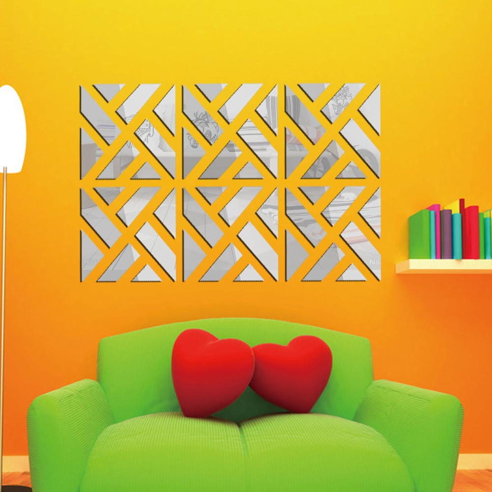 Amazing Wall Mirrors Decorative Living Room Collection - The Wall ...