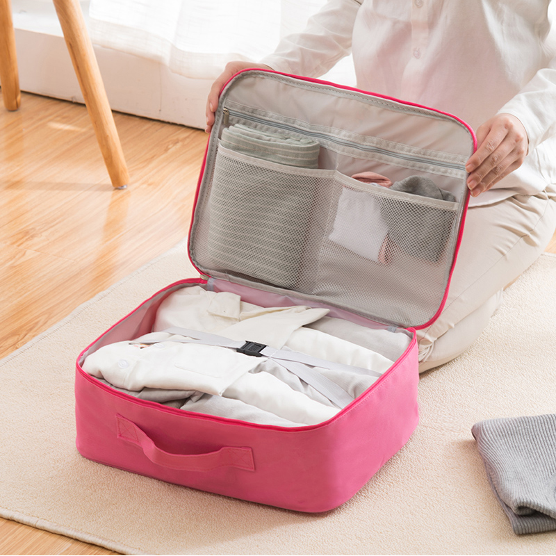 Women Travel Clothing Bags Shoes Towel Underware Storage Organizers Pouch Packages Closet Accessories Stuff Supplies Products