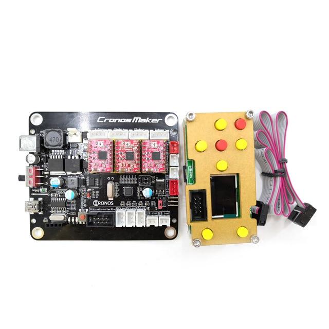 Neue Version 3 Achse GRBL Doppel Y Achse USB Fahrer Bord Für 1610 2418 CNC 3018 DIY CNC Laser Stecher Controller laser Bord