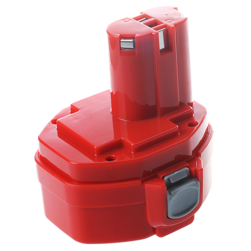 Image 4 - 14.4V 3.0Ah NiMH Battery for Makita 6281D 6333D 6336D 6337D 6339D Red-in Batteries from Consumer Electronics