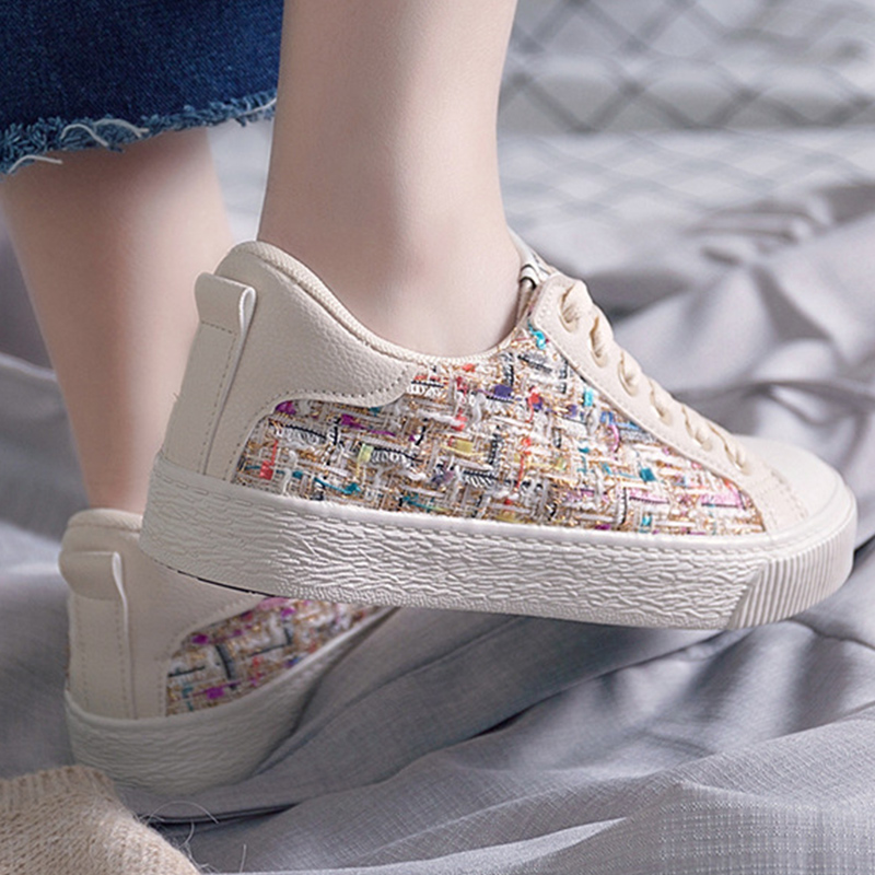 Sneakers for Girls Vulcanize shoes Women