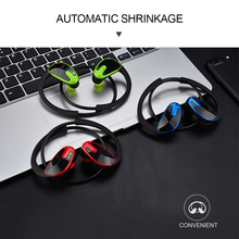 Buy R8 Rear Earbud Noise Reduction Cancelling V4.1 Wireless Sports Stereo CSR Bluetooth Headset Rear Type directly from merchant!