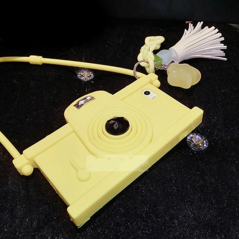 camera case(yellow)