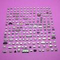 194 modelos micro usb jack puerto de carga conector ampliamente utilizado para muchas marcas de teléfonos móviles de pc y portátiles. envío libre.