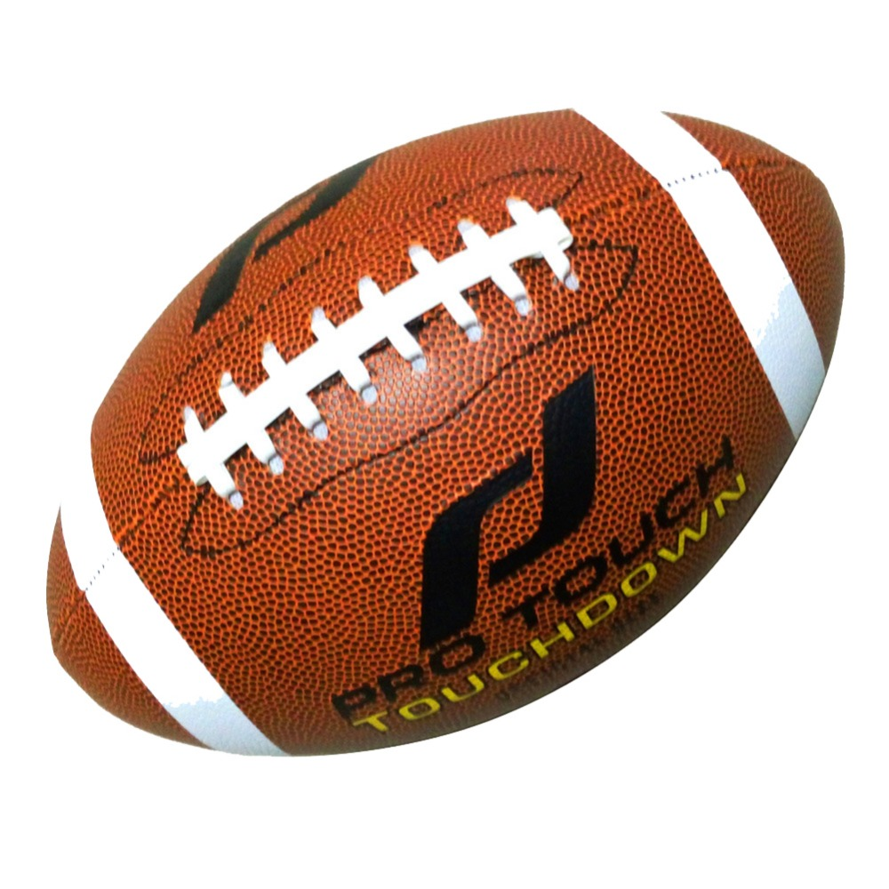 2018 New High Quality American Football Rugby Outdoor Sports Game Ball Kid Student Training Official Size 9 #277513