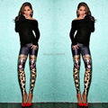 New Fashion 2016 Digital Print Animal Galaxy Pants Leopard Tiger Head Leggings