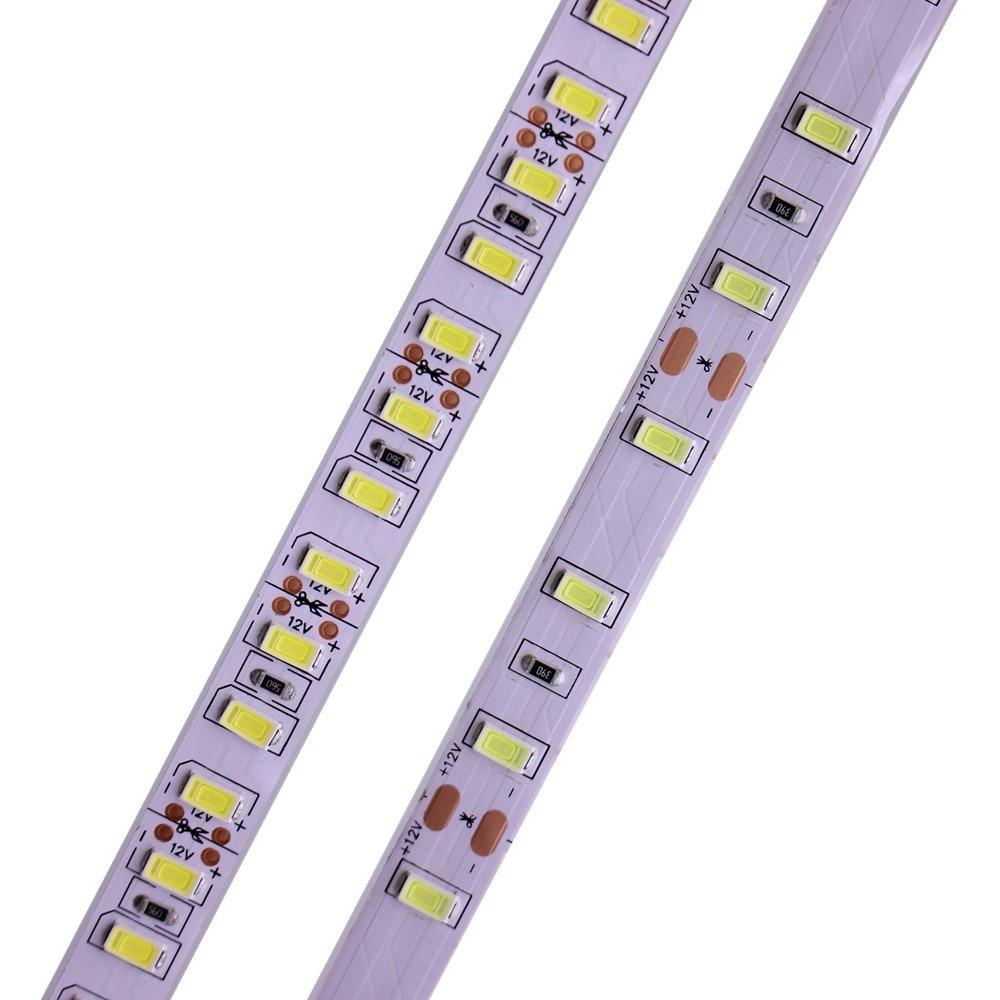 Super Bright SMD 5730 LED Strip Light DC 12V 120leds/m  60leds/m Bright Than 5630/5050/3528 Fita Diode Tape Lamp White