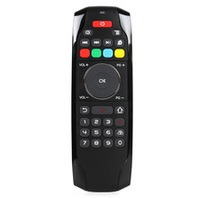 G7 2.4GHz Fly Air Mouse Wireless Keyboard Remote Control with IR Learning Function for Android TV Box HTPC vs mini i8 c120 i7