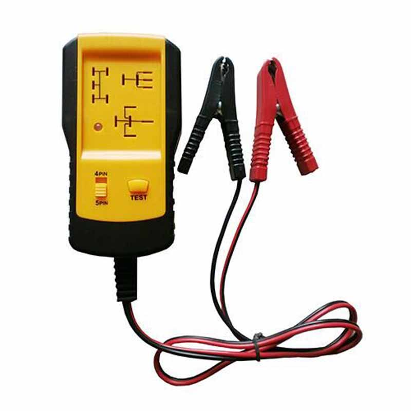 Automotive relay detector car battery tester for 12v cars for Bent creek motors inventory