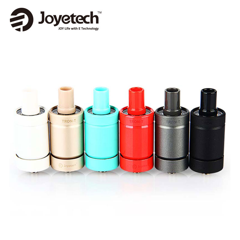 100 Original Joyetech e cig TRON T Tank Atomizer Top view of e Juice Tank Cartomizer