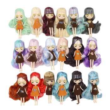 factory blyth mini doll 10CM BJD normal body doll, random dress - DISCOUNT ITEM  33 OFF Toys & Hobbies