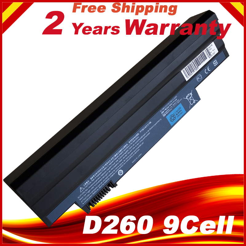 HSW 7800mAh LAPTOP <font><b>battery</b></font> for <font><b>Acer</b></font> <font><b>Aspire</b></font> <font><b>One</b></font> 522 D255 <font><b>722</b></font> AOD255 AOD260 D255E D257 D257E D260 D270 AL10A31 AL10B31 AL10G31 image