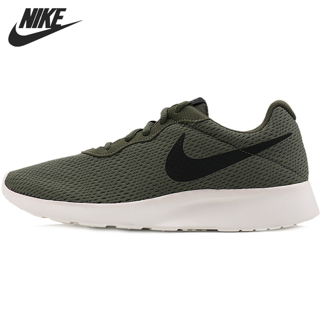 sports shoes 6a30c 1b9e0 Original Nouvelle Arrivée NIKE TANJUN SE Hommes de Chaussures de Course  Sneakers